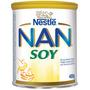 Leite Nan Soy 400g ( 6 Unidades )