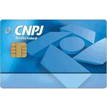 Cartão Smart Card Para Certificado Digital E-cnpj