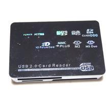 Multi Leitor Cartão Memoria Xd Micro Sd Sdhc Mmc M2 Stick