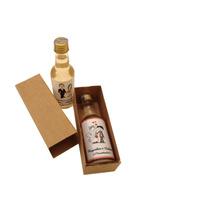 15 Mini Cachaça Ou Mini Vinho Com Embalagem - Formatura