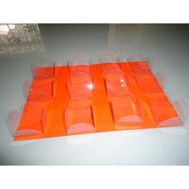 Pacote Com 100 Forminhas De Acetato R$ 10,00