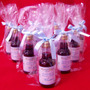 Lembrancinha De Casamento 10 Mini Vinho Personalizado