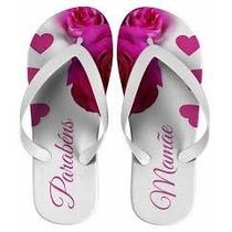 Chinelos Para O Dia Das Mães!!!!!embalagem Grátis!