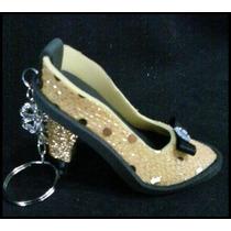 Chaveiros De Sapato De Salto - Scarpan - Chá Bar/ 15 Anos