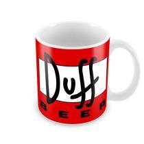 Caneca Cerveja Duff Personalizada