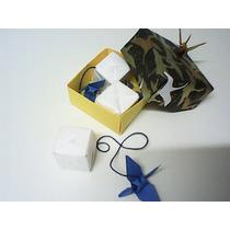Chá Com Origami