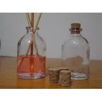 100 Frascos Penicilina Vidro 50ml. Aromatizador Frete Gratis