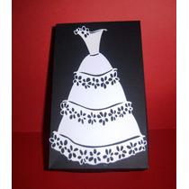 10 Caixas Convite Para Padrinhos De Casamento