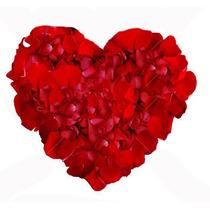 3.000 Pétalas De Rosas Artificiais - Flores Chuva Noivas Mil