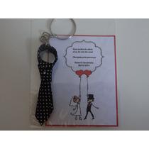 Kit 150 Sapatinhos+150 Gravatinhas Chaveiro+tag E Embaladas