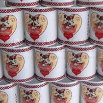 30 Canecas De Porcelana Personalizadas Padrinhos Casamento