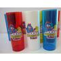 Kit 100 Copos De Brinde Long Drink Personalizados Coloridos