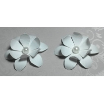 100 Flores Com Pérolas* - Origami Lembrancinha Casamento