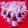 50 Mini Vinho Personalizado Casamento Noivado Festas