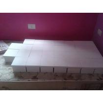 10 Caixas Para Mini Chandon E 1 Ou 2 Taças ,pintura Branca.