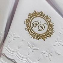 Guardanapos De Papel Personalizados Casamento Bodas De Ouro