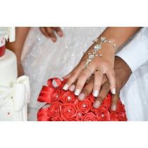 Buquê Iluminado De Eva Para Noivas E Daminhas
