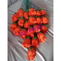 Rosas Artificial Em Eva