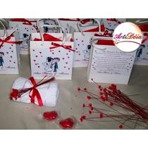Kit Padrinhos De Casamento, Convite Especial Ou Lembrança!!!