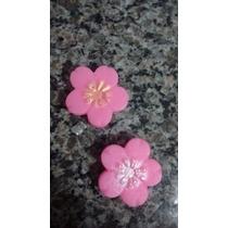 Sabonete Artesanal - Sakura Flor Jardim (kit C/ 20 Unid)