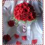 Buque De Noiva Rosas De Eva