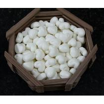 100 Mini Sabonetes Corações - Sabonetinhos - Lembrancinhas