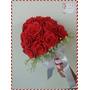 Buque De Noiva Com Rosas De Eva