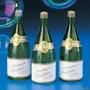 Mini Champagne Bolha De Sabão - 12 Unidades