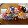 100 Porta Guardanapos Flores Casamento Festas Eventos Pérola