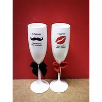 50 Taça Champagne Personalizada Acrílico