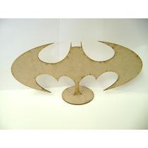 Enfeite De Mesa Batman,lembrancinha Mdf, 10 Peças