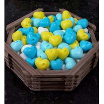 100 Sabonetinhos Mini Coração - Lembrancinhas