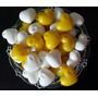 50 Sabonetinhos Mini Coração - Lembrancinhas