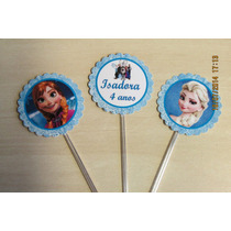 50 Toppers Personalizados