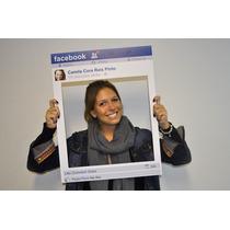 Placas / Moldura Facebook - Instagram - Para Casamento