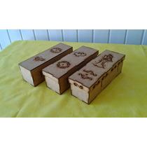 Kit 10 Caixas Mini Espumante Lembrança Casamento Hdf (mdf)