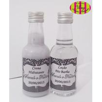 Sabonete Liquido, Loção Pós Barba Ou Creme Hidratante 60ml