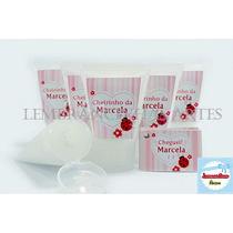 Mini Bisnagas C/ Hidratante, Sabonete Liquido Kit C/ 60 Unid