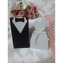 140 Caixinhas Para Bem Casado Noivinhos Pront Entrega
