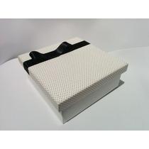 Caixa Mdf Decorada - 15x15x6 - Lembrança Padrinhos Casamento