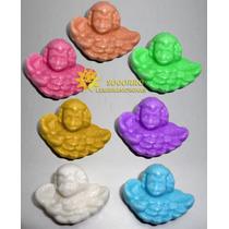 Mini Sabonete Anjinho Colorido - Pacote Com 20 Unidades