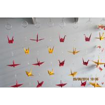 10 Móbiles Origami