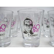 Kit 30 Copo Personalizado Para Dose De Cachaça,vodka,tequila