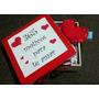 Caixa 365 Motivos Pra Te Amar Presente De Natal, Namorados