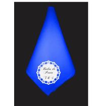 Guardanapos Personalizados Em Tecido Oxford 33x33 Cm 100 Und