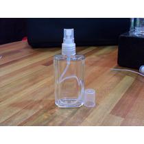 10 Frascos De Vidro De Perfume 65 Ml Válvula Spray