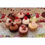 **cupcakes De Feltro**