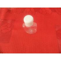 Garrafinhas De Plástico Shampoo P/ Personalizar10 Unidades