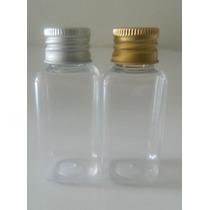 Garrafinhas De Plástico Modelo Whisky-10 Unidades