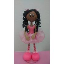 Boneca Bailarina De Biscuit